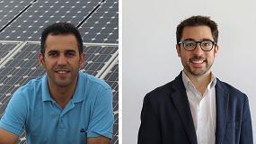 Foto de Manel Romero y Daniel Pérez, nuevos representantes de Unefcat