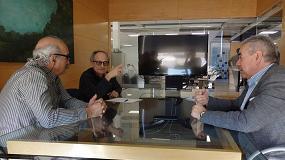 Foto de Entrevista a Joan Sánchez y Agustí Bulbena, de Vidresif