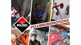 Foto de Más de un millón de impactos en el concurso #clubrubiemotions del Club Rubi