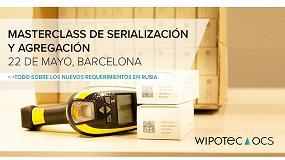 Foto de Wipotec OCS imparte una masterclass sobre serialización y agregación farmacéutica