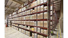 Foto de Ybarra Alimentación construye su almacén con equipamiento de AR Racking