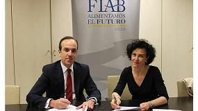 Foto de FIAB y Alinar se unen para fomentar la industria de Navarra, La Rioja y Aragón