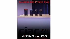 Foto de El CIAC prepara la 4ª edición de sus Premios durante el Míting d'Auto
