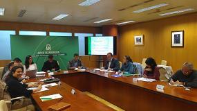 Foto de Aminer participa en el Equipo Dinamizador de la Estrategia Minera de Andalucía 2020