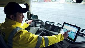 Foto de Hiab presenta HiVision para equipos de gancho Multilift