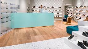 Foto de Oblique Men presenta su nueva tienda de diseño vanguardista gracias a Hi-Macs