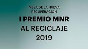 Foto de El Centro de Educación Especial de Aspana Mª Auxiliadora, en Campo de Criptana, obtiene el I Premio MNR al Reciclaje 2019