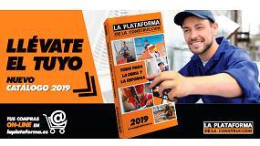 Foto de La Plataforma de la Construcción lanza su nuevo Catálogo 2019