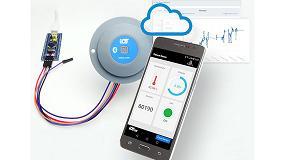 14cd951bc72 Foto de IoTize presenta la línea de productos TapNLink para Bluetooth y  NFC, disponible en
