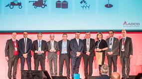 Foto de AGCO homenajea a sus principales proveedores