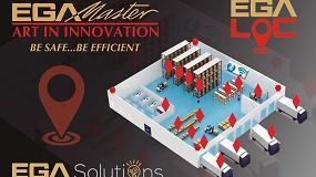 Foto de El Grupo EGA Master presenta en IT by Ferroforma su nuevo sistema de geolocalización EGA LOC