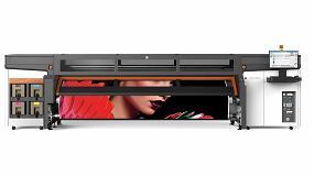Foto de HP amplía la impresión textil digital para señalética y decoración con la nueva Stitch S1000 de 3,2 metros de ancho