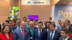 Foto de CaixaBank potencia su apoyo al sector olivarero en Expoliva 2019