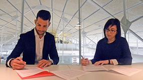 Foto de Clúsic e Interempresas Media firman un convenio de colaboración