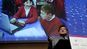 Foto de El congreso ITworldEdu apunta a la irrupción de una nueva alfabetización con el uso de Internet en el aula
