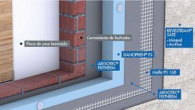 Foto de Los Sistemas de Aislamiento Térmico por el Exterior (SATE) reducen el gasto de energía hasta en un 70%
