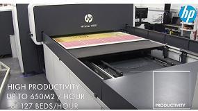Foto de Ability utiliza HP Scitex 11000 para cubrir las crecientes demandas de los clientes