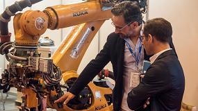 """Foto de Global Robot Expo 2019, """"un referente en Europa de la robótica y sus tecnologías afines"""""""