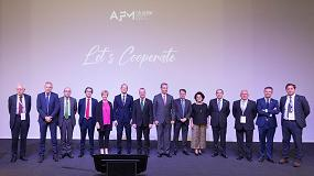 Foto de El lehendakari Urkullu preside la Asamblea General de AFM Cluster