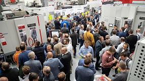 Foto de Hermle presenta en su Open House las tendencias actuales en la construcción de máquinas