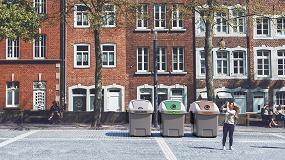 """Foto de Contenur presenta Oval, la """"reinvención definitiva"""" del contenedor urbano"""