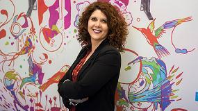 Foto de Entrevista a Virginia Becerra, Marketing Manager en la División de Producción de Gran Formato de HP Iberia