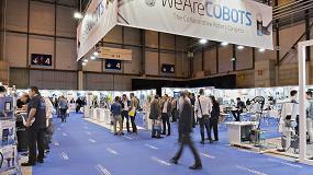 Foto de Más de 2.000 profesionales visitan WeAreCobots, el primer congreso mundial de robótica colaborativa