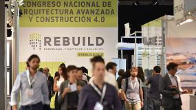 Foto de Madrid acogerá Rebuild 2019, el evento de innovación para transformar el sector de la edificación