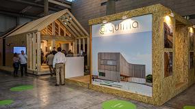 Foto de Arquima, ejemplo de sostenibilidad en Construmat 2019