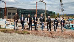 2bc1d27c0a21 Arburg comienza las obras en su sede de Lossburg