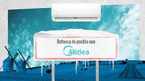 Foto de Midea busca el pueblo más caluroso de España