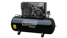 Foto de Los compresores serie Advance, protagonistas del stand de Imcoinsa en IT by Ferroforma
