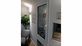 Foto de La ventana fotovoltaica, gran novedad de Replus en Construmat