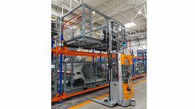 Foto de SEAT automatiza con FaW Logistics y DS Automotion su transporte interno