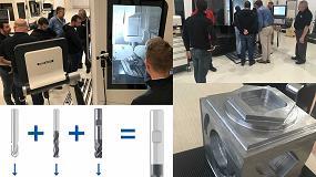 Foto de Ceratizit mantiene su colaboración técnica con los fabricantes de máquinas