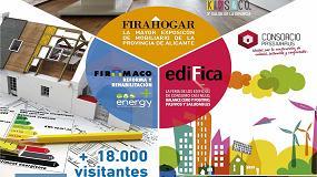 Foto de Edifica celebra en Alicante su segunda edición