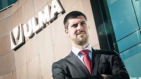 Foto de Entrevista a Eñaut Sarriegi, director Services en ULMA Handling Systems