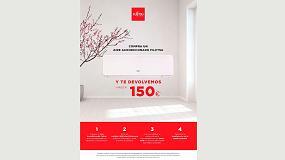 Foto de Fujitsu reembolsará con hasta 150€ a aquellos que compren un aire acondicionado