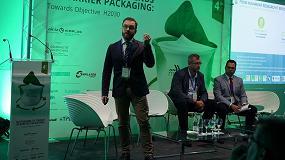 Foto de Envases bitemperatura, bolsas y botellas con alto contenido en reciclado y envases barrera sostenibles, en MeetingPack 2019