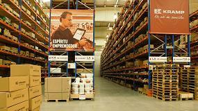 Foto de Kramp aumenta los ingresos en un año de grandes inversiones