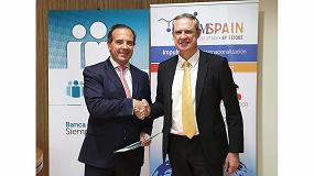 Foto de Grupo Cajamar renueva su acuerdo de colaboración con Chemicals from Spain para impulsar la internacionalización del sector químico
