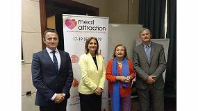Foto de Meat Attracion ofrece su internacionalización a la industria valenciana
