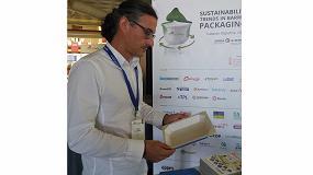 Foto de Ainia presenta una bandeja para alimentos frescos que logra reducir un 90% el uso de plástico