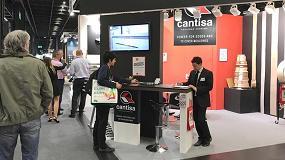 Foto de Cantisa consolida su proyección internacional en Interzum 2019
