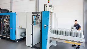 Foto de Automatización de máquinas termoformadoras
