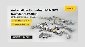 Foto de Fanuc presenta en unas jornadas en Elgoibar sus novedades de automatización industrial e IIoT
