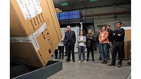 Foto de Nuevo Aidimme Packaging Service para homologar los embalajes de Amazon ISTA-6