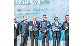 Foto de Xtreme Renew de Erema y Sipa gana el premio World Star Packaging Award