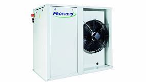Foto de Eurofred lanza las nuevas unidades condensadoras CO2 de Profoid 100% sostenibles