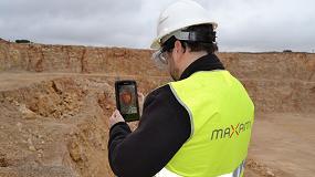 Foto de Maxam presenta la X-Blasterguide, su nueva aplicación móvil para ayudar a mejorar la productividad y la seguridad en operaciones de voladura